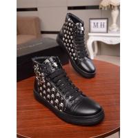 Philipp Plein PP High Tops Shoes For Men #547130