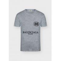 Balenciaga T-Shirts Short Sleeved O-Neck For Men #547264