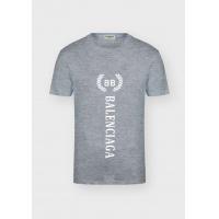 Balenciaga T-Shirts Short Sleeved O-Neck For Men #547265