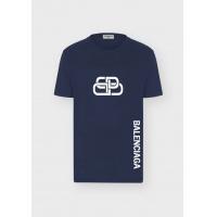 Balenciaga T-Shirts Short Sleeved O-Neck For Men #547346