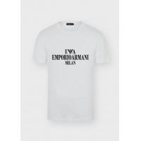 Armani T-Shirts Short Sleeved O-Neck For Men #547362