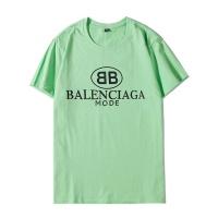 Balenciaga T-Shirts For Unisex Short Sleeved O-Neck For Unisex #547424