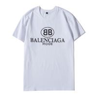 Balenciaga T-Shirts For Unisex Short Sleeved O-Neck For Unisex #547426
