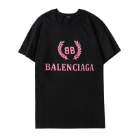 Balenciaga T-Shirts For Unisex Short Sleeved O-Neck For Unisex #547427