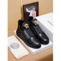 Versace High Tops Shoes For Men #547432