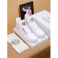 Versace High Tops Shoes For Men #547440