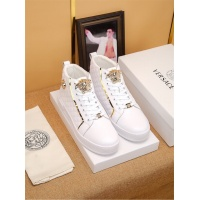 Versace High Tops Shoes For Men #547443
