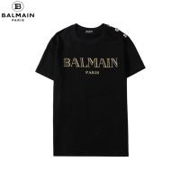 Balmain T-Shirts For Unisex Short Sleeved O-Neck For Unisex #547452