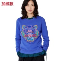 Kenzo Hoodies For Unisex Long Sleeved O-Neck For Unisex #547542