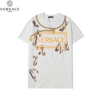 Versace T-Shirts For Unisex Short Sleeved O-Neck For Unisex #547576