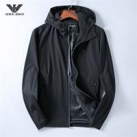 Armani Jackets Long Sleeved Zipper For Men #547582