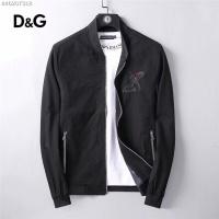 Dolce & Gabbana D&G Jackets Long Sleeved Zipper For Men #547597