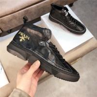 Prada High Tops Shoes For Men #547667