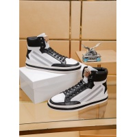 Versace High Tops Shoes For Men #547712