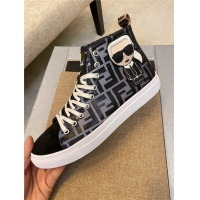 Fendi High Tops Casual Shoes For Men #547850