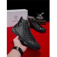 Versace High Tops Shoes For Men #547885
