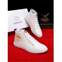 Versace High Tops Shoes For Men #547887