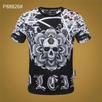Philipp Plein PP T-Shirts Short Sleeved O-Neck For Men #547901