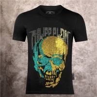 Philipp Plein PP T-Shirts Short Sleeved O-Neck For Men #547938