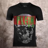 Philipp Plein PP T-Shirts Short Sleeved O-Neck For Men #547939