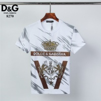 Dolce & Gabbana D&G T-Shirts Short Sleeved O-Neck For Men #547999