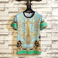 Versace T-Shirts Short Sleeved O-Neck For Men #548032