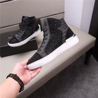 Philipp Plein PP High Tops Shoes For Men #548084