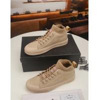 Prada High Tops Shoes For Men #548194