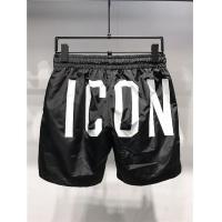 Cheap Dsquared Beach Pants Shorts For Men #548239 Replica Wholesale [$32.98 USD] [W#548239] on Replica Dsquared Pants