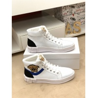 Versace High Tops Shoes For Men #548338