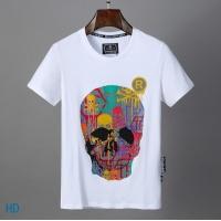 Philipp Plein PP T-Shirts Short Sleeved O-Neck For Men #548381