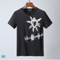 Dolce & Gabbana D&G T-Shirts Short Sleeved O-Neck For Men #548398