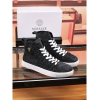 Versace High Tops Shoes For Men #548593