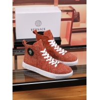 Versace High Tops Shoes For Men #548594