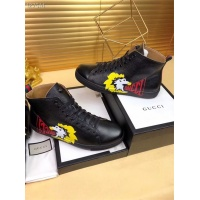 Versace High Tops Shoes For Men #548595