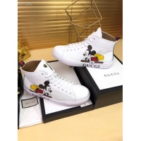 Versace High Tops Shoes For Men #548596