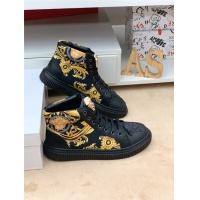Versace High Tops Shoes For Men #548970