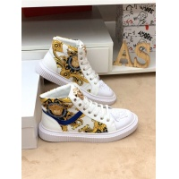 Versace High Tops Shoes For Men #548971