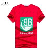 Balenciaga T-Shirts Short Sleeved O-Neck For Men #549094