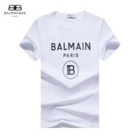 Balenciaga T-Shirts Short Sleeved O-Neck For Men #549096