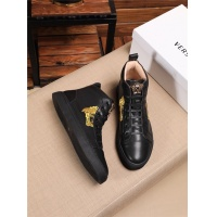 Versace High Tops Shoes For Men #549294