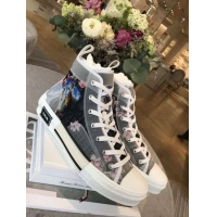 Christian Dior High Tops Shoes For Women #549366