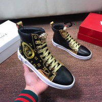 Versace High Tops Shoes For Men #549486