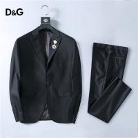 Dolce & Gabbana D&G Two-Piece Suits Long Sleeved Polo For Men #549633