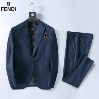 Fendi Suits Long Sleeved Polo For Men #549639