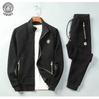 Versace Tracksuits Long Sleeved Zipper For Men #549648