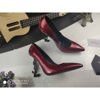 Yves Saint Laurent YSL High-Heeled Shoes For Women #549684