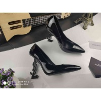Yves Saint Laurent YSL High-Heeled Shoes For Women #549685