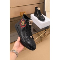 Versace High Tops Shoes For Men #549868