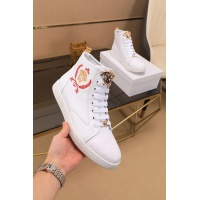 Versace High Tops Shoes For Men #549869